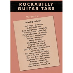 Rockabilly Guitar Tabs Vol.3